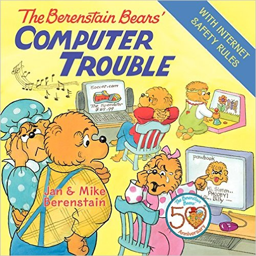 Book Review: The Berenstain Bears – Computer Trouble